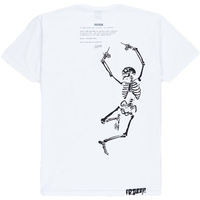 10 Deep - Mens Dead Inside T-Shirt