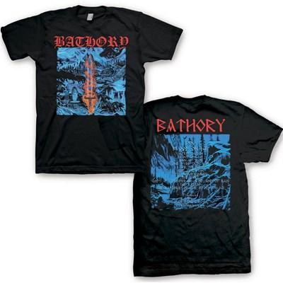 Bathory - Mens Blood on Ice T-Shirt