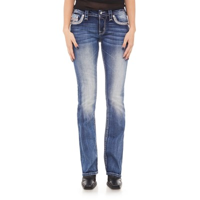 Rock Revival - Womens Cellis B207 Bootcut Jeans