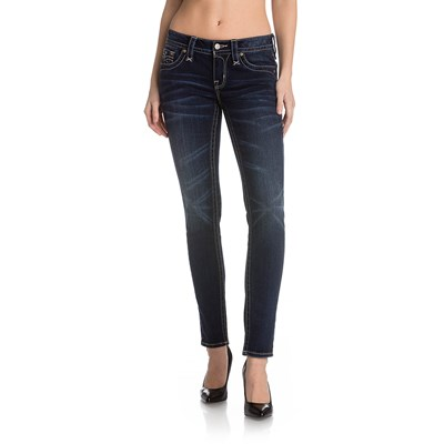 Rock Revival - Womens Anabela Boot Cut Jeans