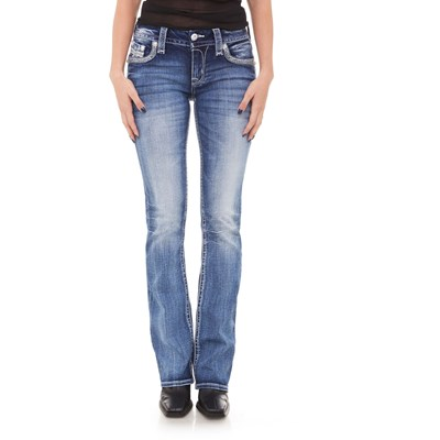Rock Revival - Womens Moon Mist B201 Bootcut Jeans