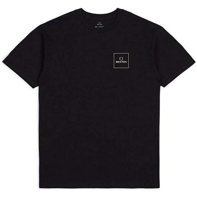 Brixton - Mens Alpha Square Short Sleeve Standard T-Shirt