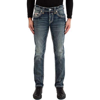Rock Revival - Mens Treetop RP2390A203 Straight Jeans