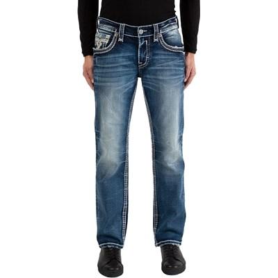Rock Revival - Mens Alloy RP2394J202 Straight Jeans