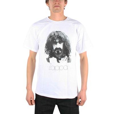 Frank Zappa Portrait Adult T-Shirt