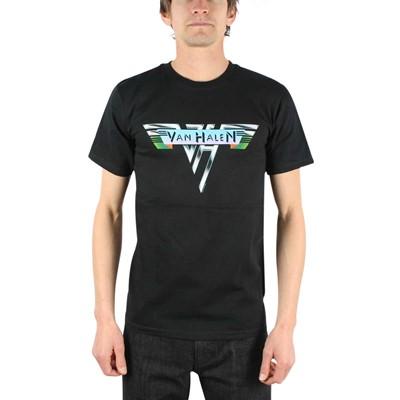 Van Halen - 1978 Vingtage Adult T-Shirt in Black
