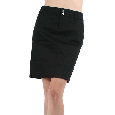 Dickies Girl - Juniors Uni Double Button Skirt