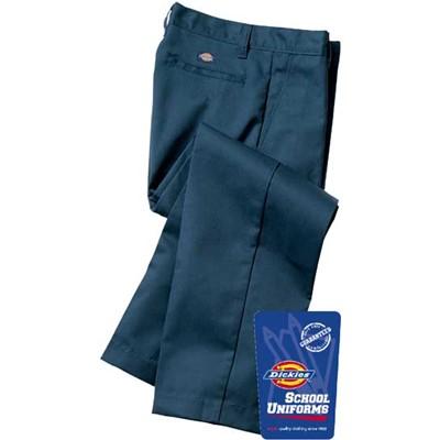 Dickies - Boys KP3321 Flexwaist Flat Front Pant W/Logo