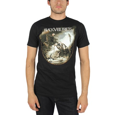 Black Veil Brides - Mens Winged Legion T-Shirt