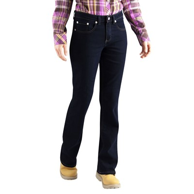 Dickies - Fd138 Women'S Relaxed Boot Cut Jean