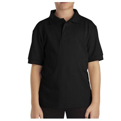 Dickies - KS4552 Kid's Size Short Sleeve Pique Polo Shirt