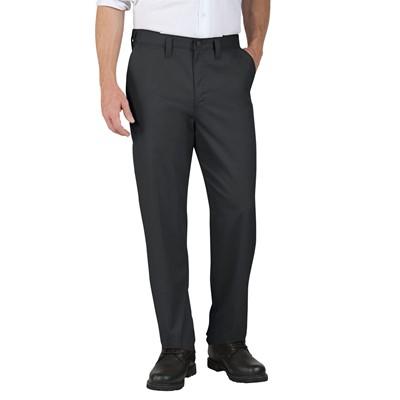 Dickies - Mens Industrial Flat Front Comfort Waist Pants