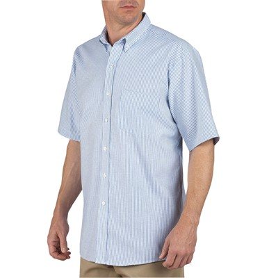 Dickies - SS46 Button-Down Oxford Shirts - Short Sleeve