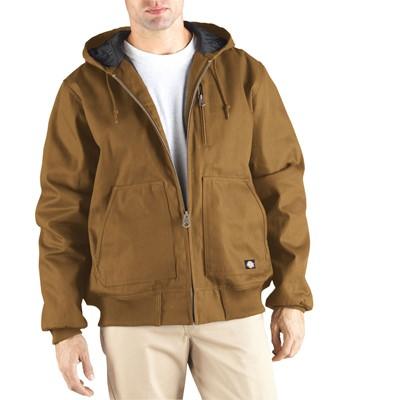 Dickies - Tj718 Rigid Duck Hooded Jacket