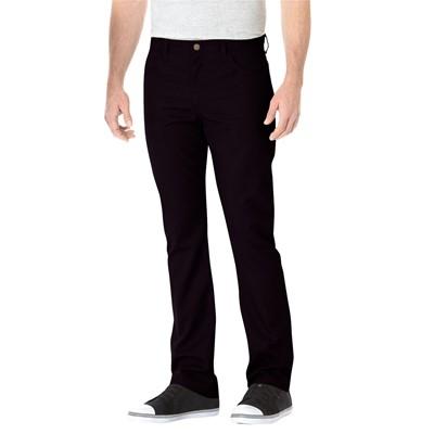 Dickies - Mens WP808 Slim Straight Five Pocket Twill Pant