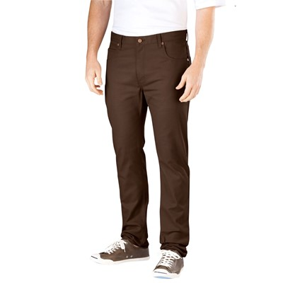 Dickies - Mens WP810 Slim Skinny Fit 5-Pocket Pant