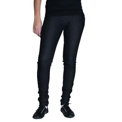 Tripp NYC Juniors / Womens Skinny Denim Legging in Black