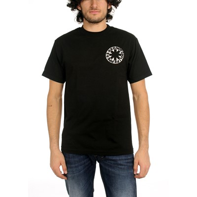 Red Hot Chili Peppers - Plain Jane Mens S/S T-Shirt In Black