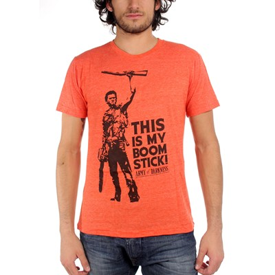 Army Of Darkness This Is My Boomstick! Fitted Jersey T-Shirt