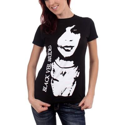 Black Veil Brides - Andy 6 Girls T-Shirt in Black