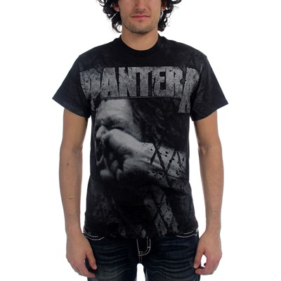 Pantera - Vulgar All Over Mens T-Shirt In Black
