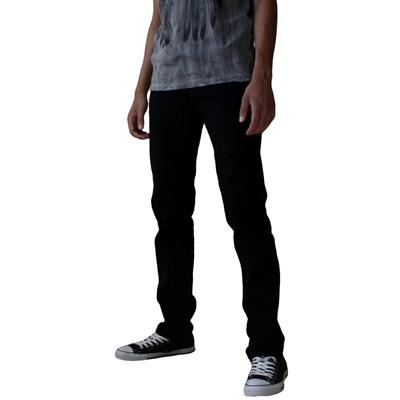 Levi's Skinny 511 Jeans in Black (Stretch)