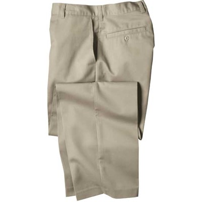 Dickies - 17-262 Adult Sized Flat Front Pant