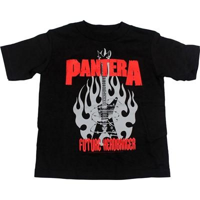 Pantera - Future Headbanger Toddler Tee Babywear In Black