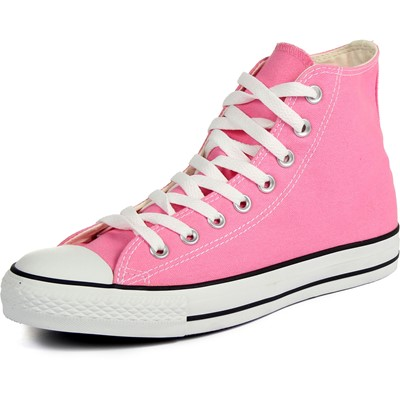 Converse Chuck Taylor All Star Shoes (M9006) Hi Top in Pink