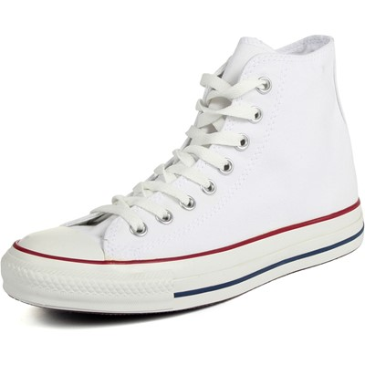 Converse Chuck Taylor All Star Shoes (M7650) Hi Top in Optical White