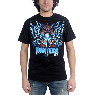 Pantera Pantera Wings Mens T-Shirt