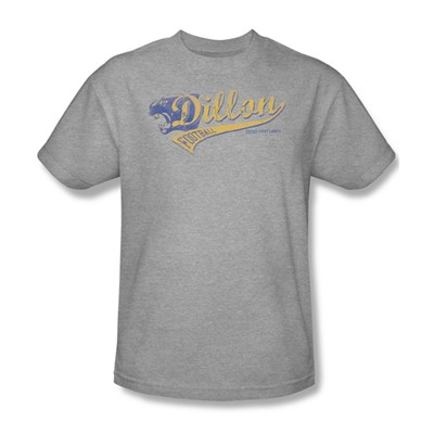 Friday Night Lights - Mens Team Spirit T-Shirt In Heather