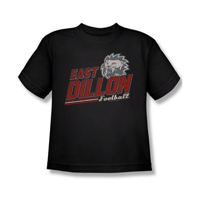 Friday Night Lights - Big Boys Athletic Lions T-Shirt In Black