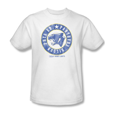Friday Night Lights - Mens Phys Ed T-Shirt In White