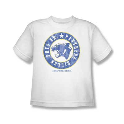 Friday Night Lights - Big Boys Phys Ed T-Shirt In White