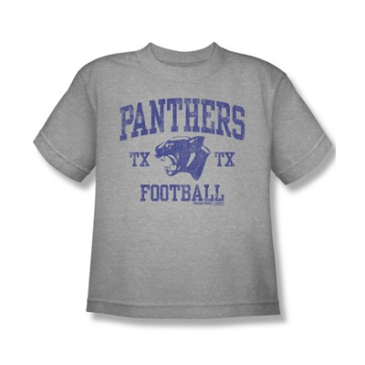 Friday Night Lights - Big Boys Panther Arch T-Shirt In Heather