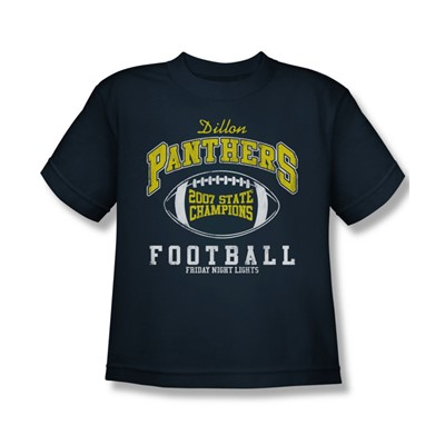 Friday Night Lights - State Champs Big Boys T-Shirt In Navy