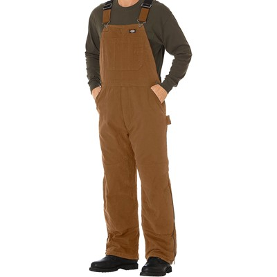 Dickies - Mens TB244 Sanded Duck Insulated Bib-All