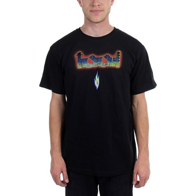 Tool Diagram T-shirt in Black