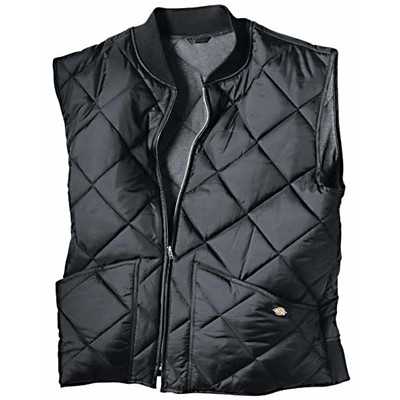 Dickies - TE242 Diamond Quilted Nylon Vest