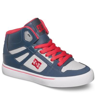 DC- Girls Spartan Hi Top Shoes