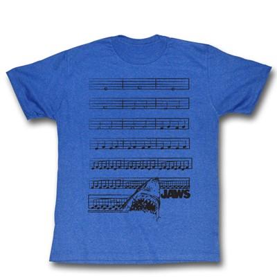 Jaws - Mens Dun Nun T-Shirt