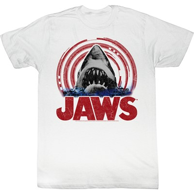 Jaws - Mens Jaws Spiral T-Shirt