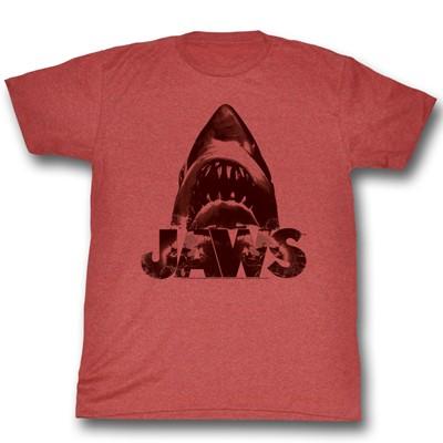 Jaws - Mens Burnt Jaws T-Shirt