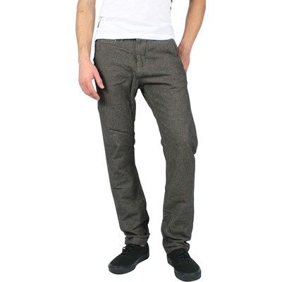 Scotch & Soda - Mens Chino Pants in Black Speckled