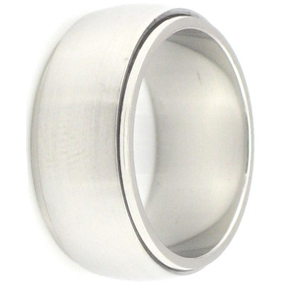 Stainless Steel Ring by BodyPUNKS (SSRX0466)