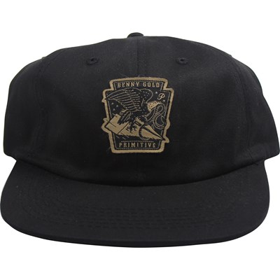 8b90f4d0830 Benny Gold - Arrow Pattern Snapback Hat