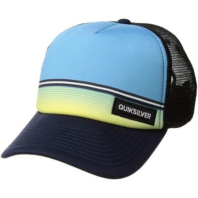 077b37f7cac Quiksilver - Mens Foamblast Trucker Hat