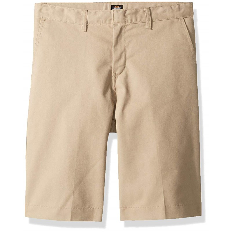 Dickies Boys Flexwaist Flat Front Short
