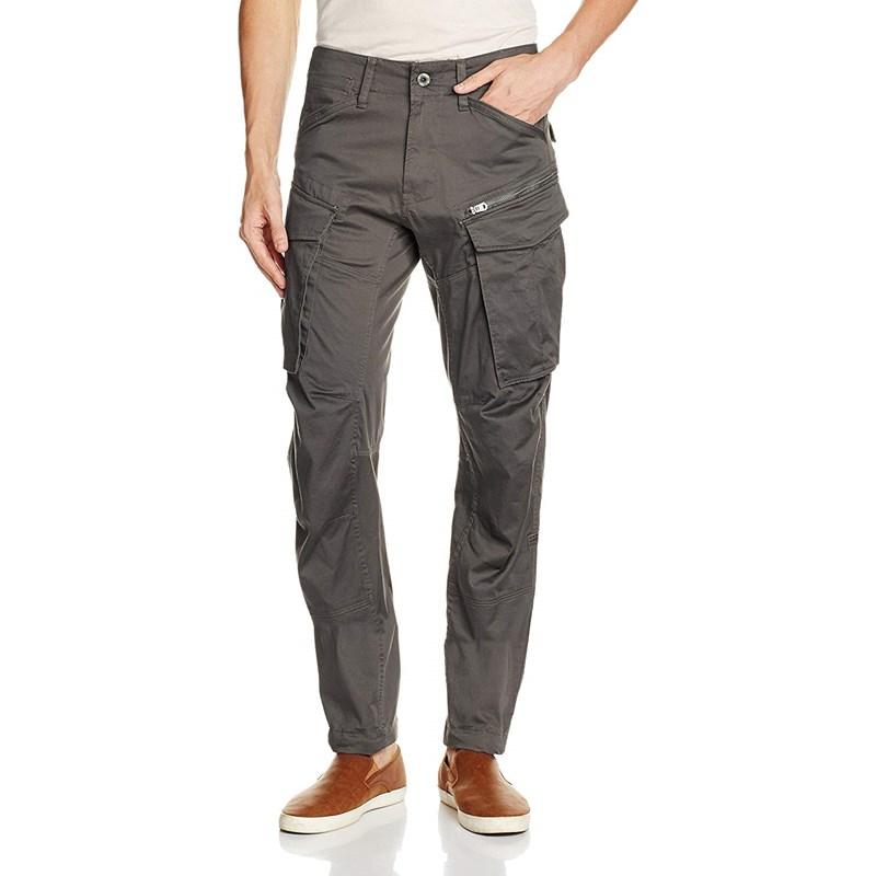 47b23654af6 G-Star Raw. G-Star Raw - Mens Rovic Zip 3D Tapered Pants